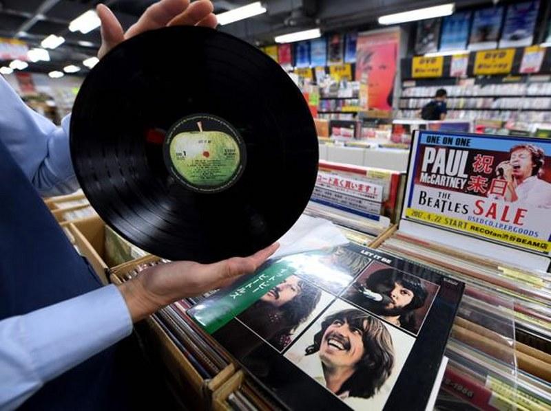 dischi vinile