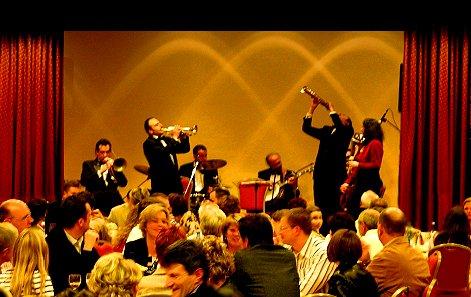 quintet jazz per matrimonio